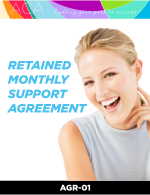 Retained Support Contract Templated support agreement