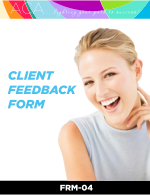 Client Feedback Form Template