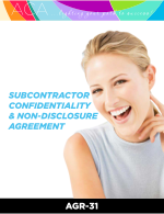 Subcontractor Agreement Contract Template