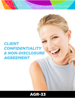 Client Confidentiality & Non Disclosure Agreement Contract Template