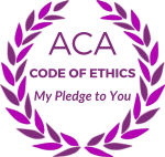 My Ethics Pledge to You (ACA Code of Ethics)