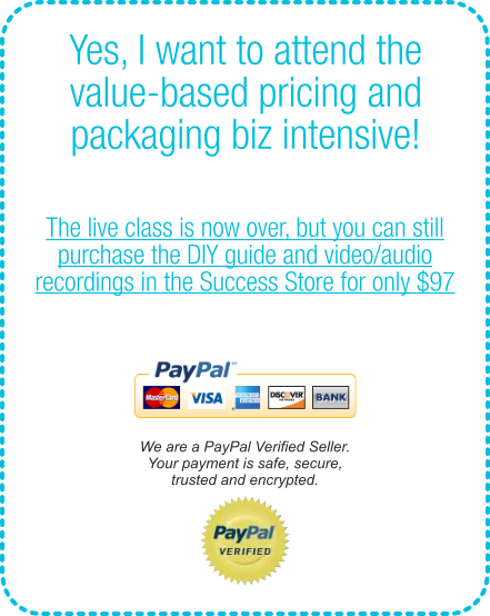 Value-Based Pricing & Packaging Toolkit Only $147